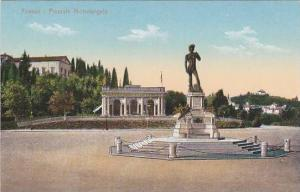Piazzale Michelangelo, Firenze (Tuscany), Italy, 1900-1910s