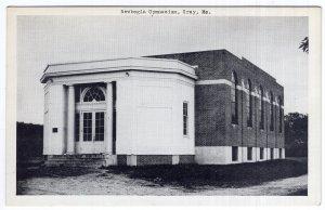Gray, Me, Newbegin Gymnasium