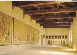 France Avignon Palais des Papes Salle du Cinsistoire