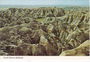 South Dakota Badlands Weird & Odd Formations