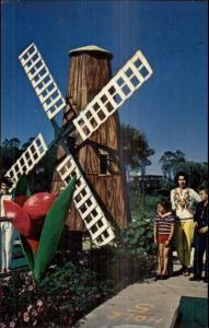 Panama City Beach FL Goof Miniature Golf Course Vintage Postcard #5 gfz