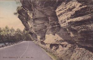 Missouri Noel Bluffs Highway U S 71 1946