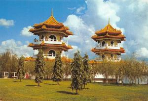 Singapore Yu Hwa Yuan Chinese Garden Jurong Town
