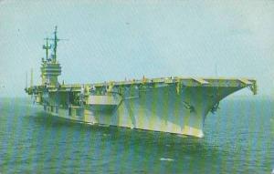 U S S Aircraft Carrier Saratoga