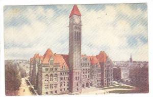 Air view, City Hall, Toronto, Canada, 00-10s