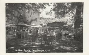RP: GANANOQUE , Ontario , 1961 ; Golden Apple