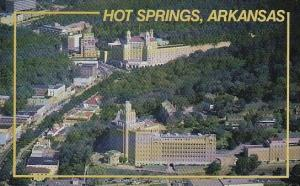 Arkansas Hot Springs National Park Tah Ne Co The Place Of The Hot Waters