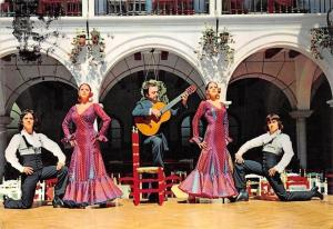 Spain Espana Tipica, Ballet Fiesta Flamenca El Relicario Night Club