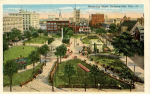 FL - Jacksonville. Hemming Park