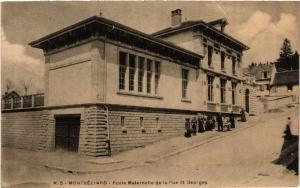 CPA MONTBÉLIARD - École Maternelle de la Rue St-Georges (486599)