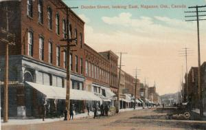 NAPANEE , Ontario , Canada , 00-10s ; Dundas Street , Looking East