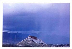 Potala Palace , Lhasa , Tibet , China, 1990s #6