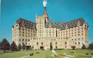 Bessborough Hotel , SASKATOON , Saskatchewan , Canada , 1950-60s