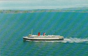Canadian Pacific Railway Ferry Princess Marguerite
