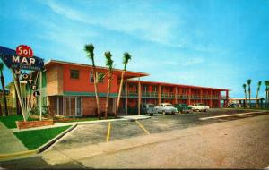 Florida Jacksonville Beach Sol-Mar Motel