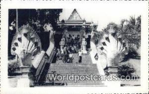 Vietnam, Viet Nam,  Nhân Vật  Pagode Printed Photo
