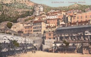 GIBRALTAR, Casemates Barracks, 00-10s