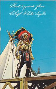 Chief White Eagle , 40-60s