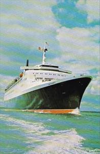 Cunard Line Queen Elizabeth 2