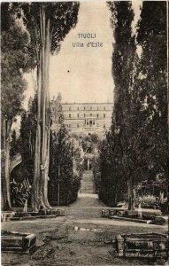 CPA TIVOLI Villa d'Este ITALY (801420)