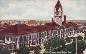 Union Depot Denver Colorado 1949