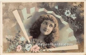 Mastio Reutlinger Photography 1906 Missing Stamp