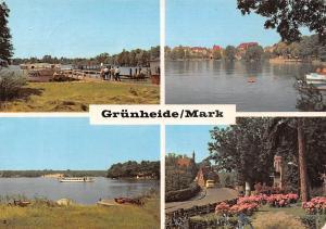 Gruenheide Mark Grunheide Altbuchhorst Anlegestelle Werlsee