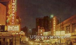 Rush Street Chicago IL Unused