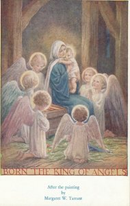 Margaret TARRANT: Born the King of Angels , 1930-40s