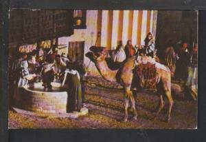 Passion Play,Eureka Springs,AR Postcard