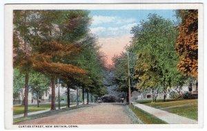 New Britain, Conn, Curtiss Street