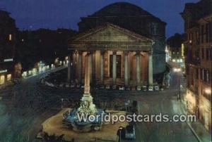 Roma, Italy, Italia Il Pantheon  Il Pantheon