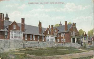 BRADFORD, Pennsylvania, PU-1908; New City Hospital