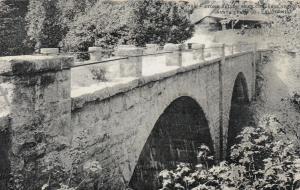 SANTA CLARA Co. , California, PU-1907; Stone Bridge near Congress Springs