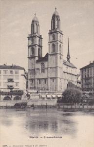 ZURICH, Grossmunster, Switzerland, 00-10s