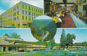 Pennsylvania Wellsboro The Penn-Wells Motor Inn