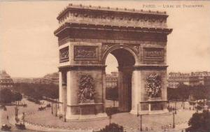 France Paris L'Arc De Triomphe