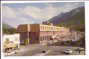 Mount Royal Hotel, Banff, Alberta