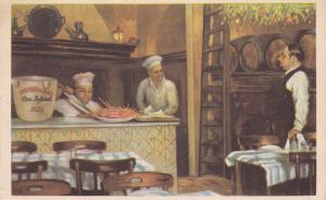 LOS CARACOLES El Restaurante Mas Antiguo y Tipico de BARCELONA , Spain, 1930s
