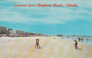 Greetings From Daytona Beach Florida