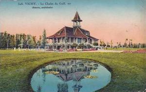 France Vichy Le Chalet du Golf