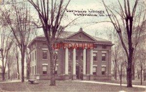 CARNEGIE LIBRARY, CENTRALIA, IL  1913