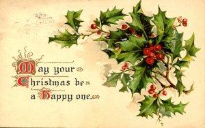 Greeting - Christmas.