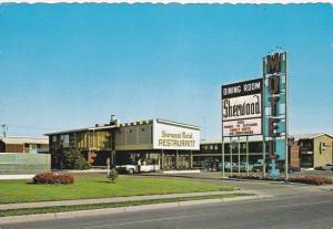 Sherwood House Motel, Regina, Saskatchewan, Canada, 50-70s