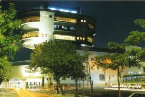 China Hong Kong ~ Peak Tower Restaurant Postcard