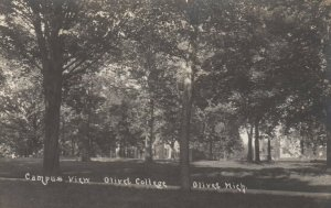 RP: OLIVET , Michigan , 1914 ; Campus View , Olivet College