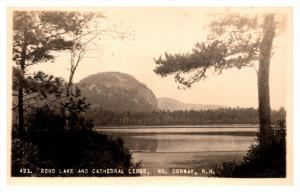 New Hampshire  N.Conway   Echo Lake and Cathedral Ledge  RPC