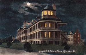 Virginia Hampton Hospital Soldier's Home