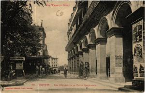 CPA CASTRES - Les Arcades (477637)