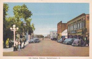 12th Avenue , Estevan , Saskatchewan , Canada , PU-1947
